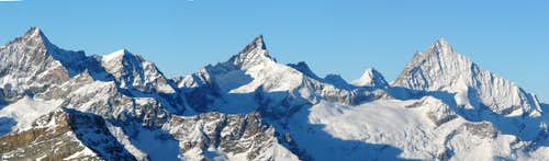 Ober Gabelhorn,