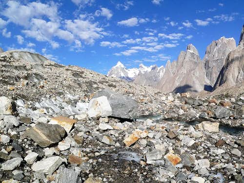 Trango & Payu Group Peaks, Karakoram, Pakistan