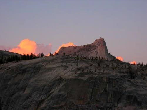 Cathedral Peak & cloudenglow...