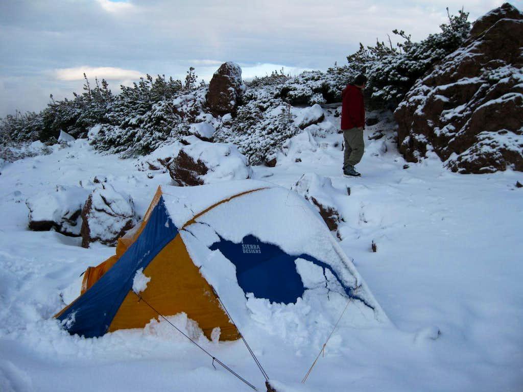 Hidden Valley Camp - Mt Shasta