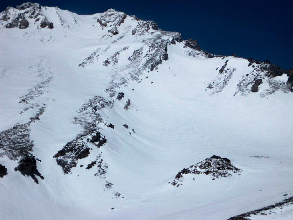 West Face - Mt Shasta