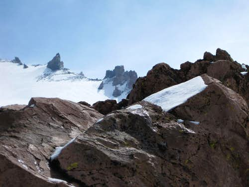 Casaval Ridge - Mt. Shasta