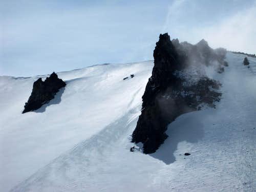 Casaval Ridge - Mt Shasta
