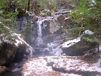 Waterfalls on Allen