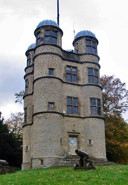 Chatsworth Estate Hunting Tower