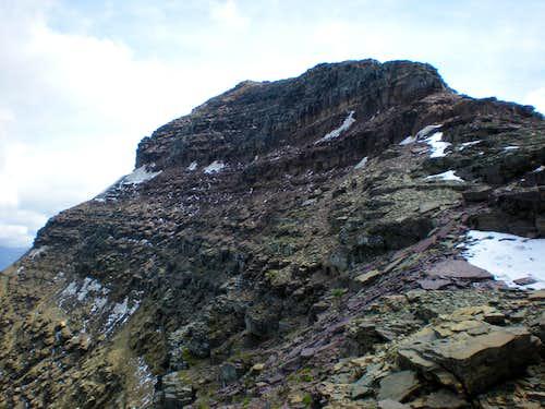 Chapman's Summit Ridge