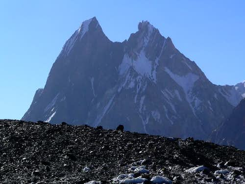 Mitre Peak, Karakoram, Pakistan