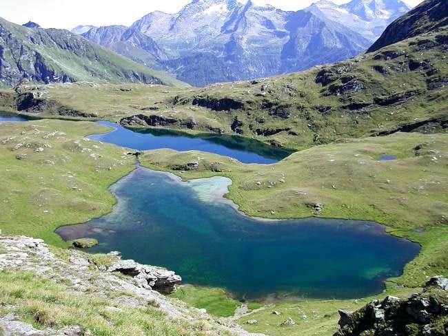 Pocia Lake
