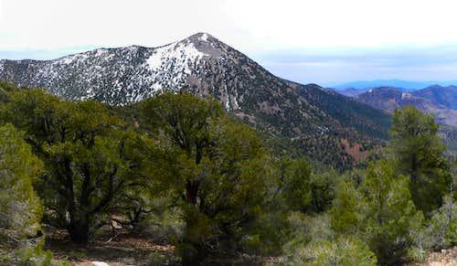 Wahguyhe Peak