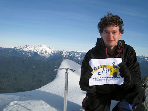 Mt. Pilchuck Summit for Camp Erin