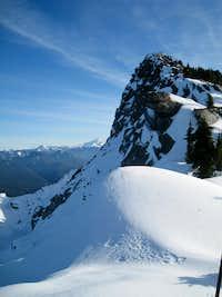 Mt. Pilchuck Summit Ridge