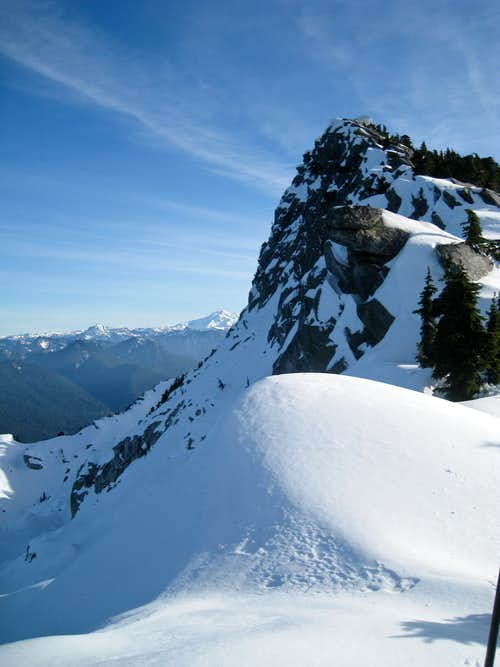Mt. Pilchuck Summit Ridge