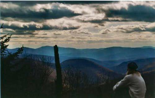 Plateau Mtn. Lookout 2003