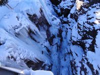 Ouray Ice Park 12/20/2009