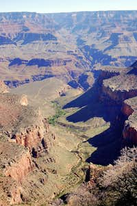 RRR Bright Angel, North and South Kaibab
