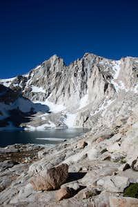 some peaks near Whitney