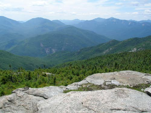 Great Range From Rocky Peak Ridge