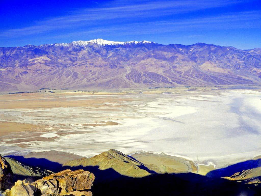 Telescope Peak from Dante's View Peak
