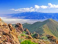 Death Valley south from \'Daylight Peak\'