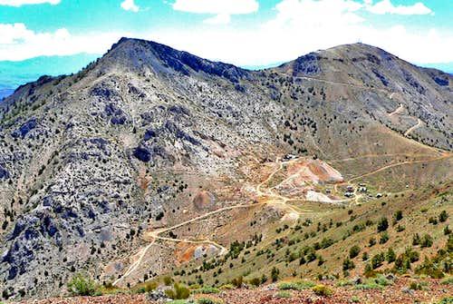 Cerro Gordo Peak