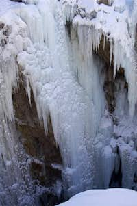 Ouray Ice Park 12/27/09