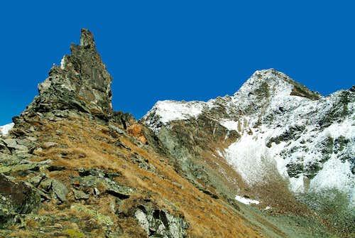 From Garin Pass to Garin Peak