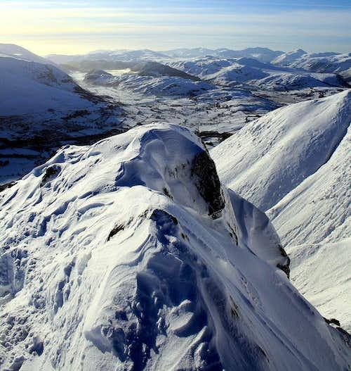 Halls Fell Ridge Blencathra