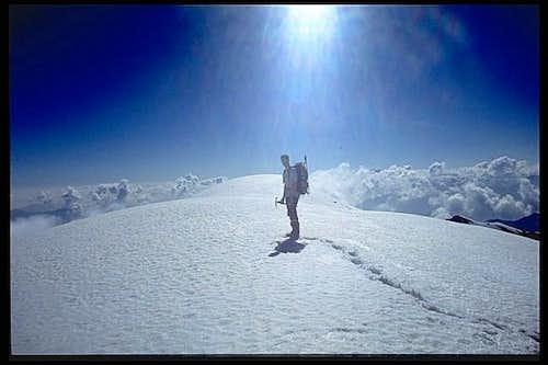 Summit of Kuchler Goell at...