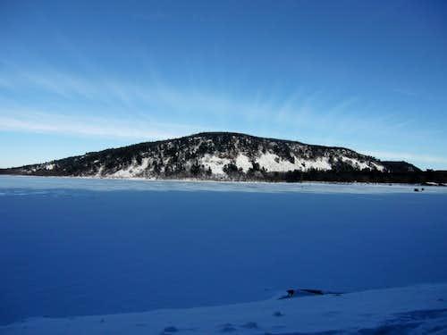 Devils Lake East Bluff