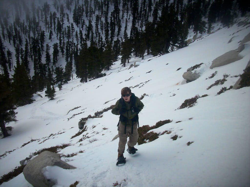 Winter Ascent of Mt. San Jacinto
