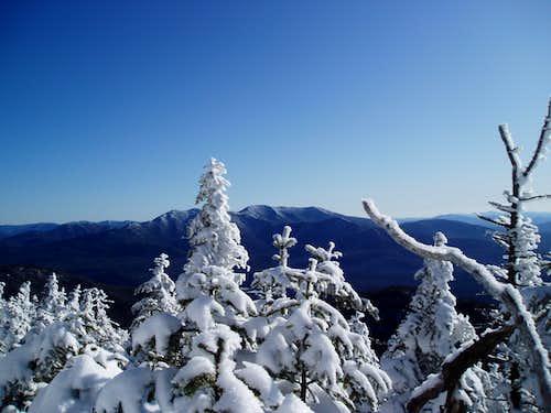 Winter hiking in the Adirondacks