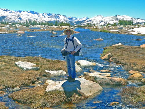 The quintessential Sierra Dayhiker