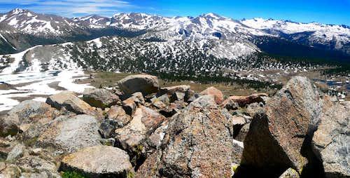 Tioga Spur south view