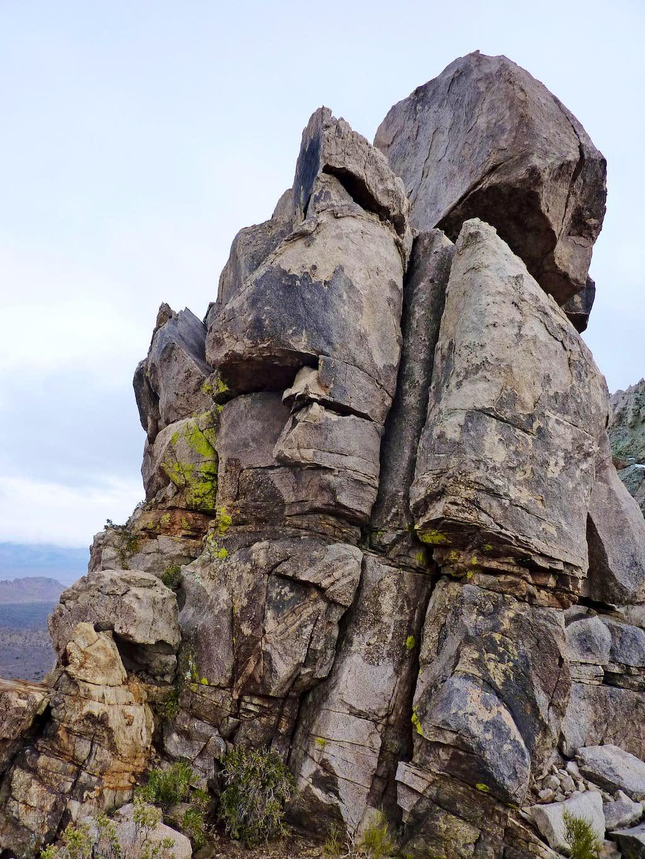 Subsidary Crag