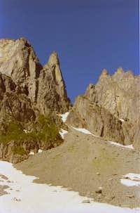Glacier Basin View