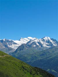 The Grand and Petit Combin