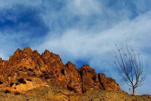 مشهد منطقه آبقد و گوارشک
