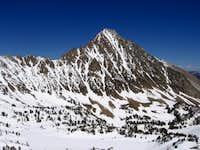 Castle Peak - White Clouds