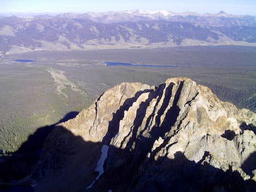Thompson Peak - Sawtooths