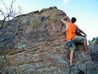 Horsetooth Bouldering