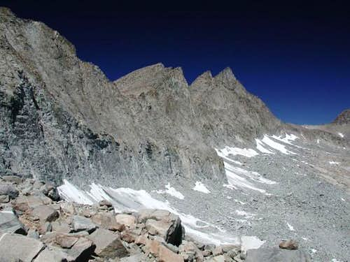 Incredible East Face of Mt....