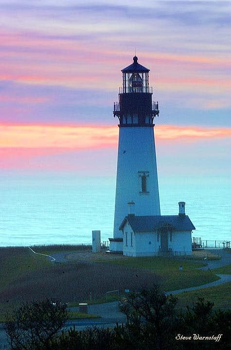 Yaquina Head Lighthouse I