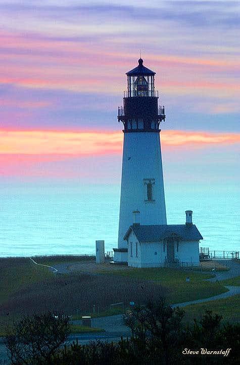 Yaquina Head Lighthouse I