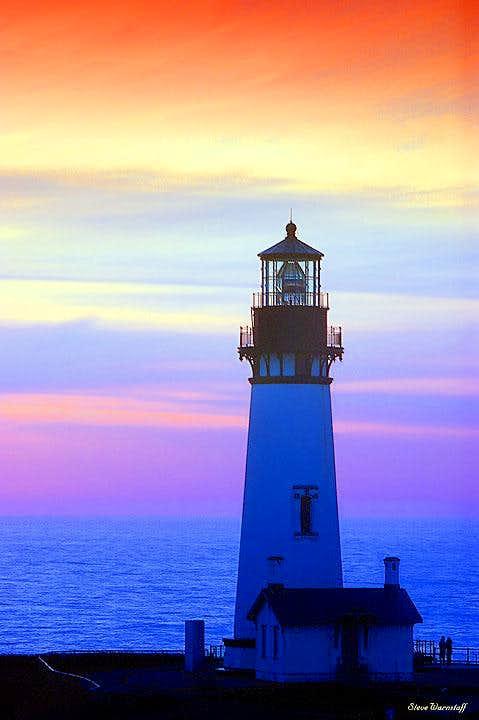 Yaquina Head Lighthouse II