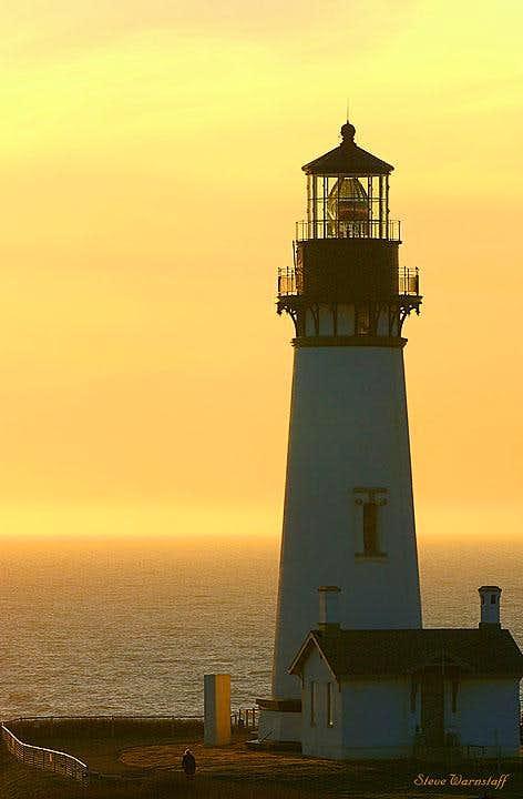 Yaquina Head Lighthouse III