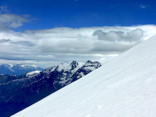 Lagginhorn (4010m)