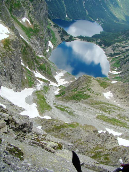 Viev as far as the Morskie Oko