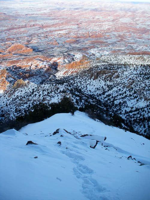 Holmes North Ridge