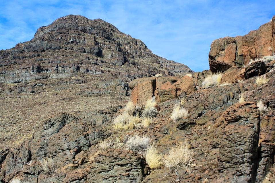 Layers of Basalt