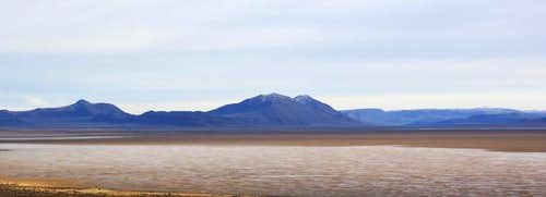 Alvord Desert and Mickey Butte